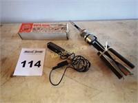"""4"""" Cylinder Hone & 12v Circuit Tester"""