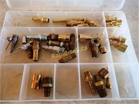Brass Air Line Fittings