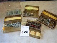 Five Packages of Specialty Shop Clips & Pins