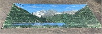 Mountain Back Drop 17' x 35'