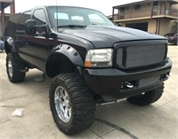 2001 Ford Excursion XLT 4X4 Custom SUV