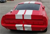 1967 Classic Recreations Mustang Shelby G.T. 500CR