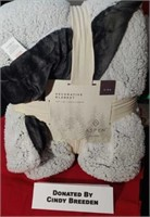 Decorative Blanket Donated By Cindy Breeden