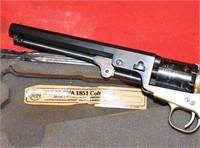 """CVA 1851 COLT NAVY 36 CAL. 7 1/2"""" BBL"""