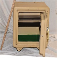 FIRE PROOF COMBINATION SAFE