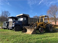 Absolute Coal Company Auction - Bank Ordered - Equip & Tools