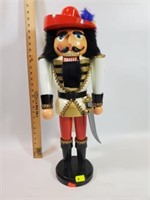 Holiday Decor Auction - German Nutcrackers, Ornaments & more