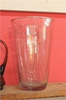 Art glass Large Glass Vases - 5 Pc