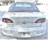 72106 - 2001 Chevy Cavalier, 63411 miles