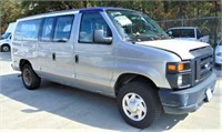 48302 - 2012 Ford E150, 83667 miles