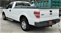 71201 - 2009 Ford F150, 95601 miles