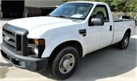 24219 - 2008 Ford F250, 100078 miles