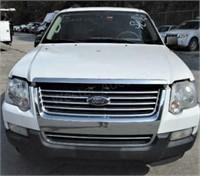 57167 - 2007 Ford Explorer, 110893 miles
