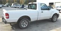 74203 - 2007 Ford Ranger, 74394 miles