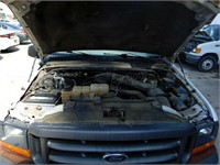 17211 - 2001 Ford F250, 48396 miles