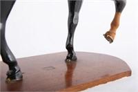Sculpture of Acrobat, William G. Loney