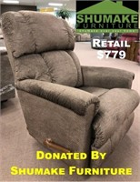 Lazy Boy Rocker Recliner Donated By Shumake
