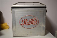 Rare Pepsi Cola Drink Cooler Mint