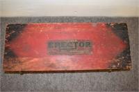 Rare Erector Set W/Box
