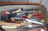 Boxes Pocket Knives