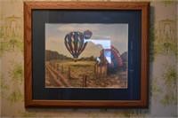Statesville, NC Ballon Prints