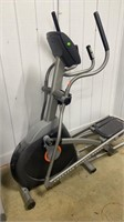 Advanced Fitness Group Elliptical Damaged