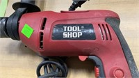Tool Shop Electric Drill Untested