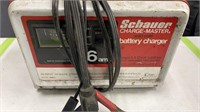 Schauer Charge-master Battery Charger Untested