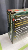 Personal Backyard Golf Practice Center