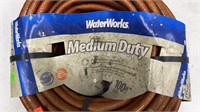 Waterworks Medium Duty 100' Hose