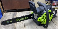 """Poulan 14"""" Chainsaw"""