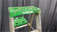 Keller 6n Ft. Aluminum Ladder