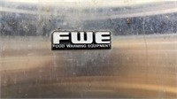 Fwe Food Warmer Untested