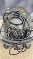 Ridgid Vacuum Untested Missing Parts