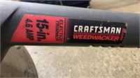 Craftsman Electric Weed Trimmer Untested