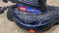 Toro Electric Leaf Blower Untested