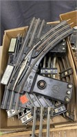 4 Flats Of Lionel Track Pieces