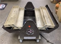 Kennedy Toolbox On Cart