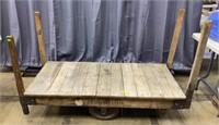 Hamilton Wood Warehouse Cart
