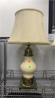 "2 Lamps 32"" Tall Untested"