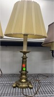 3 Assorted Lamps Untested