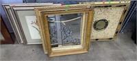 7 Assorted Frames