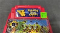 Pokemon Thundershock Challenge Game Untested