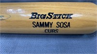 Signed Rawlings Sammy Sosa Bat