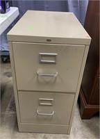 Metal File Cabinet 15x25x29