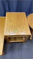 4- Pc. Coffee Table, 3 End Tables