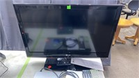 "Lg 26"" Tv & Sony Dvd Player Untested"