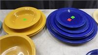 Assorted Fiestaware