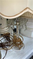 7 Misc. Lamps & Shades Untested