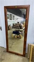 Framed Mirror 30x66